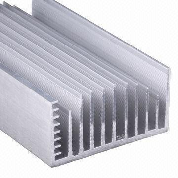 Mill Finished Aluminum Heatsink Extrusion Profiles Led L& / Light With CNC Machining  sc 1 st  Quality Aluminum Window Extrusion Profiles u0026 Aluminum Heatsink ... & Finished Aluminum Heatsink Extrusion Profiles Led Lamp / Light ... azcodes.com