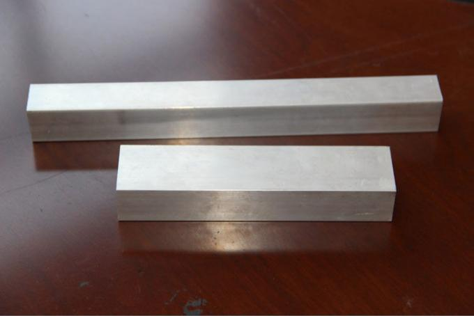 Powder Painted Construction Aluminum Profile Thin Wall Aluminum Tubing Square T4 / T5