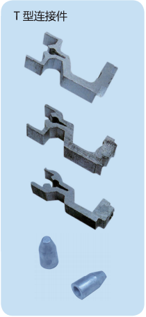 Precision Die Casting Window Door Accessories Iso9001-2008 Customized Size