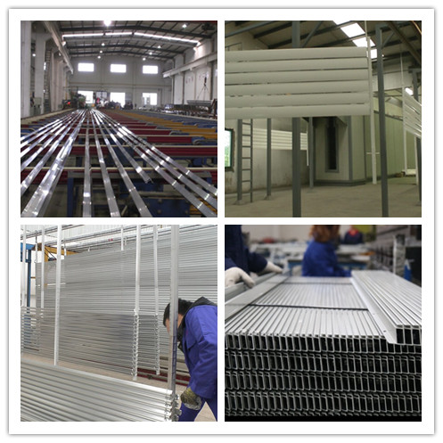 Electrical Electrical Cover Standard Aluminium Profiles With 20 Years Warranty