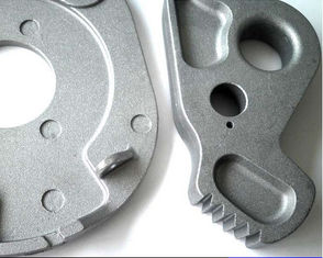 China OEM Sand Casting Precision Casting Parts Strength Iron Casting Parts supplier