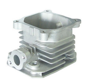 China CNC Machined Precision Casting Parts , Painting Aluminum Die Casting supplier