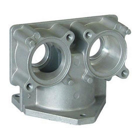 China Hot Galvanized Precision Investment Casting For Industrial Machinery supplier