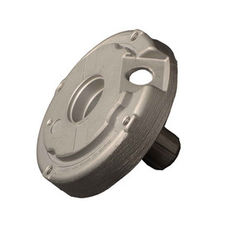China Magnesium Precision Casting Parts Customized Polish End Closure supplier
