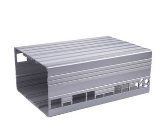 China Industrial Aluminum Extrusion Profiles Electrical Enclosure With CNC Machining supplier