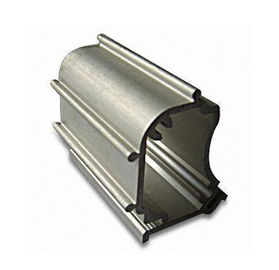 China Mill Finished Aluminum Extrusion Profiles , T4 Industrial Electrical Shell supplier