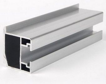 China 6063 T5 Anodized Aluminum Extrusion Profiles Durable For Elevator supplier