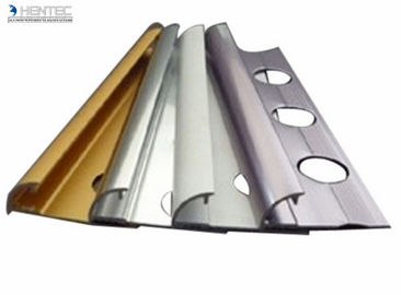 China PVDF Paint Aluminum Window Frame Extrusions / Extruded Aluminium Profiles Medical Use supplier