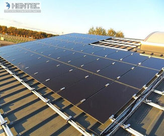 China Affordable 6063 Aluminium Solar Panel Frame And Fabrication CA CE supplier