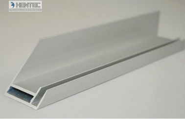 Customerized Aluminum Solar Panel Frame 6063 T5 Aluminum Extrusion Profiles
