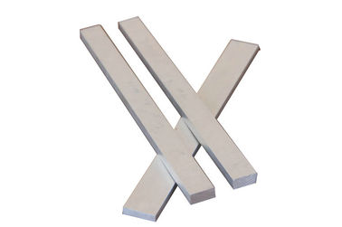 China Mill Finished / Anodized Aluminum Extrusion Bar milling , 6061 - T6 supplier