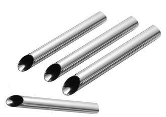 China Steel / Mill Finished Anodized Aluminum Tube Round T66 For Aircraft Fittings supplier