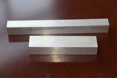 China Powder Painted Construction Aluminum Profile Thin Wall Aluminum Tubing Square T4 / T5 supplier
