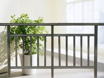 China Aluminum Railings For Stairs supplier