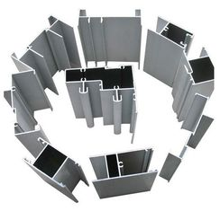 China Chemical / Mechanical Polished T6 / T66 Aluminum 6000 Series Window Extrusion Profiles For Living Room supplier