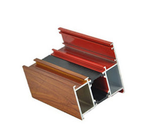 China Extruded Aluminium Profiles / Aluminum Tharmal Break Casement Window supplier