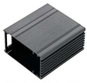 China 6063 / 6061 / 6060 Aluminium Window Extrusion Profiles with Powder Painted Surface supplier