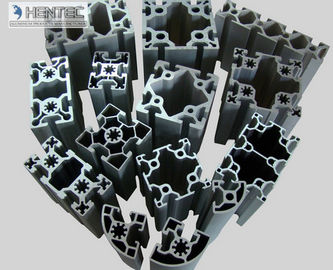 China Anodized Custom Aluminum Extrusions Aluminum 6063 Assembly Line supplier