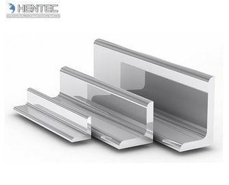 China Extrusion Construction Aluminum Profile Tile Trims / Angle Trim / Furniture Corner supplier