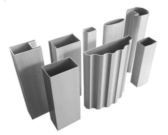 China Electrical Enclosure Industrial Aluminum Extruded Sections CNC Machining / Sand Blasting Anodizing supplier