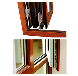 PVDF Painting Aluminum Extruded Profiles , GB75237-2004 Silding Aluminium Window Extrusions