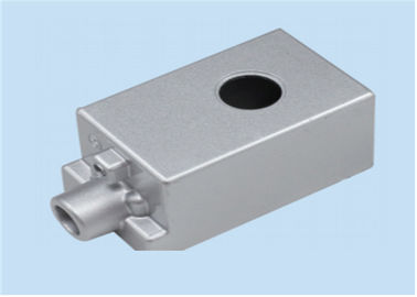 China Aluminum Zinc Hardware Precision Casting Parts With Polishing / Powder Painted Surface Treatment supplier