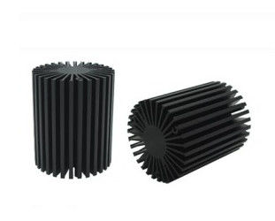 China Sunflower Heat Sink /  Aluminum Heatsink Extrusion Profiles For Led Light , High Power supplier