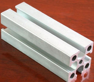 China Alloy 6061 T66 Industrial Aluminium Profile , Steel Polished Industrial Aluminium Extrusions supplier