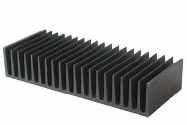 6063 6061 6005 Aluminum Heat Sink Extrusion Profiles Aluminum Radiator