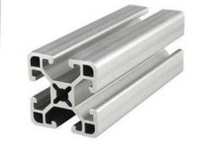 China Customized Industrial Aluminium Profile For Production Line , T Slot Aluminum Profile supplier