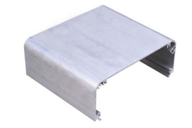 China Mill Finish / Anodizing Extruded Aluminum Enclosure With Cutting / Drilling / Bending supplier