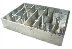 Milling Extruded Aluminum Enclosure Boxes CNC Machining Electrical Cover / Shell
