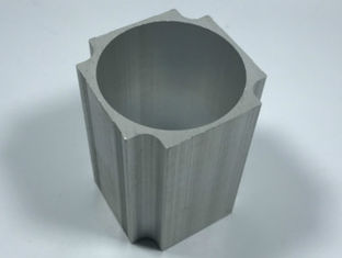 China Anodized Extruded Aluminum Enclosure OEM Extrusion Profile With Finished Machining supplier