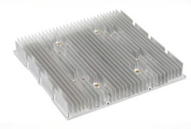 China Customized Aluminum Heatsink Extrusion Profiles / CNC High Precision Machining Part supplier
