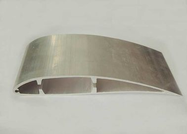 China Powder Painted Industrial Fan Blade Aluminum Extrusion Profile For Cooling Blade supplier