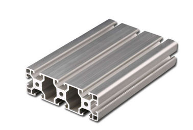 China Anodized Structural Aluminum T-slot Industrial Aluminium Profile supplier