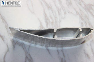 China Aluminum Anodize Surface Exhaust Fan Blades / 6063 - T5 / 6061-T6 supplier