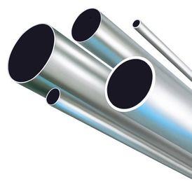 Powder Coated Anodized Aluminum Tube Round With High Corrosion Resistance
