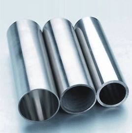 China 6061 / 6005 T6 Silver Anodized Aluminum Tube Round For Trailers / Electronics supplier