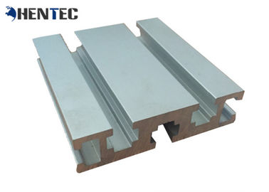 China Assembly Line Industrial Aluminium Profile , Aluminum Extrusion Profiles 6063- T5 / T6 supplier