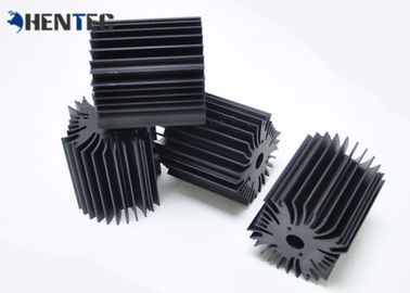 China Custom Made Aluminum Heatsink Extrusion Profiles For High Power Led Light supplier