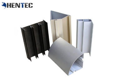 China CE Standard Aluminium Extrusion Profiles For Side Hung Doors / Silding Doors supplier