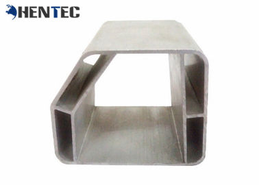 China Good Performance Aluminum Extrusion Profile For Elevator /  Powder Painting / Anodizing supplier