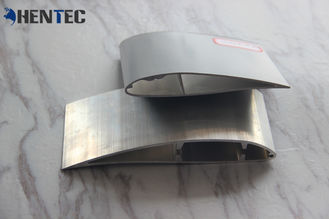 Replacement Industrial Fan Blade / Industrial Cooling Blade Aluminium Extruded Profiles