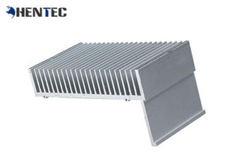 China Customized Anodize Aluminum Heatsink Extrusion Profiles For LED Housing supplier