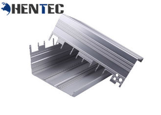 Super Extruded Aluminum Enclosure Aluminum Heater / Heat Exchanger Shell