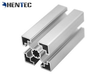 6063 Anodized Aluminium Extruded Profiles , Assembly Line Extruded Aluminum Profiles