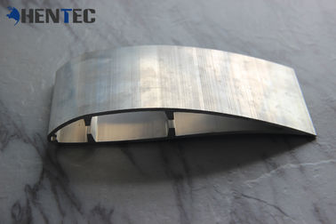 China Extruded Aluminum Industrial Fan Blade Anodizing / Powder Painting Surface supplier