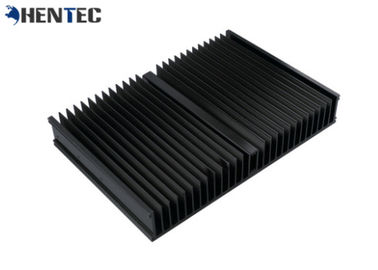 China T6 High Power Led Light Aluminum Heatsink Extrusion Profiles For Led Lighting / Machine supplier