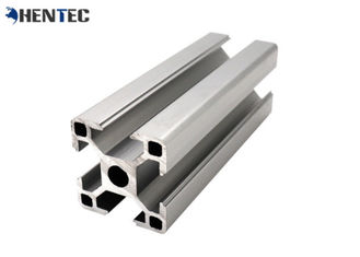 China 6063 Anodized Aluminium Profile System T Shaped Powder Coated Suface Treatment supplier